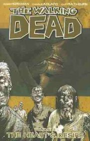 The Walking Dead Hearts Desire Volume 4 Graphic Novel Robert Kirkman Image Comics